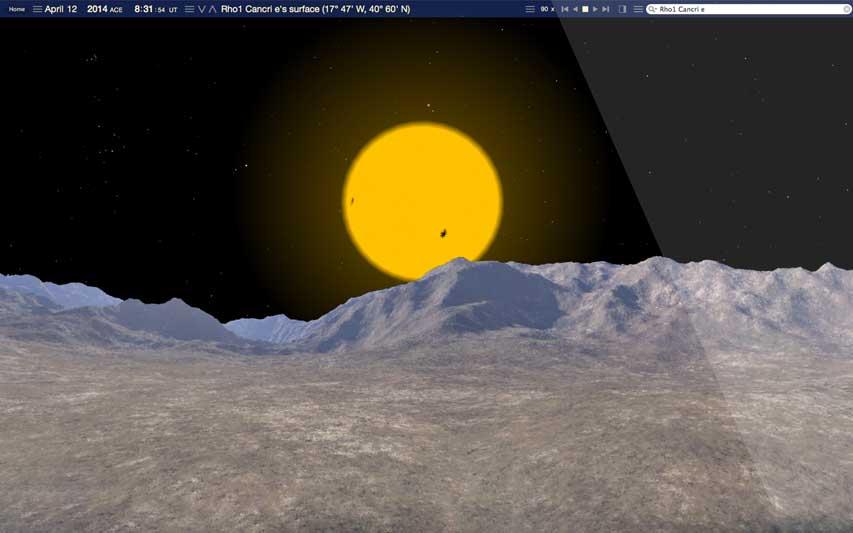Starry Night 7 | Professional Astronomy Telescope Control
