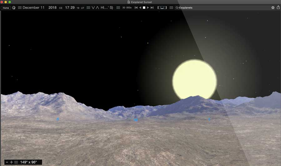 Starry Night 8   Astronomy Telescope Control Software for Mac/PC